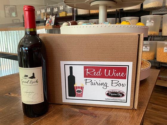 Red Wine Pairing Box