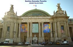 Grand Palais Paris, Semadar