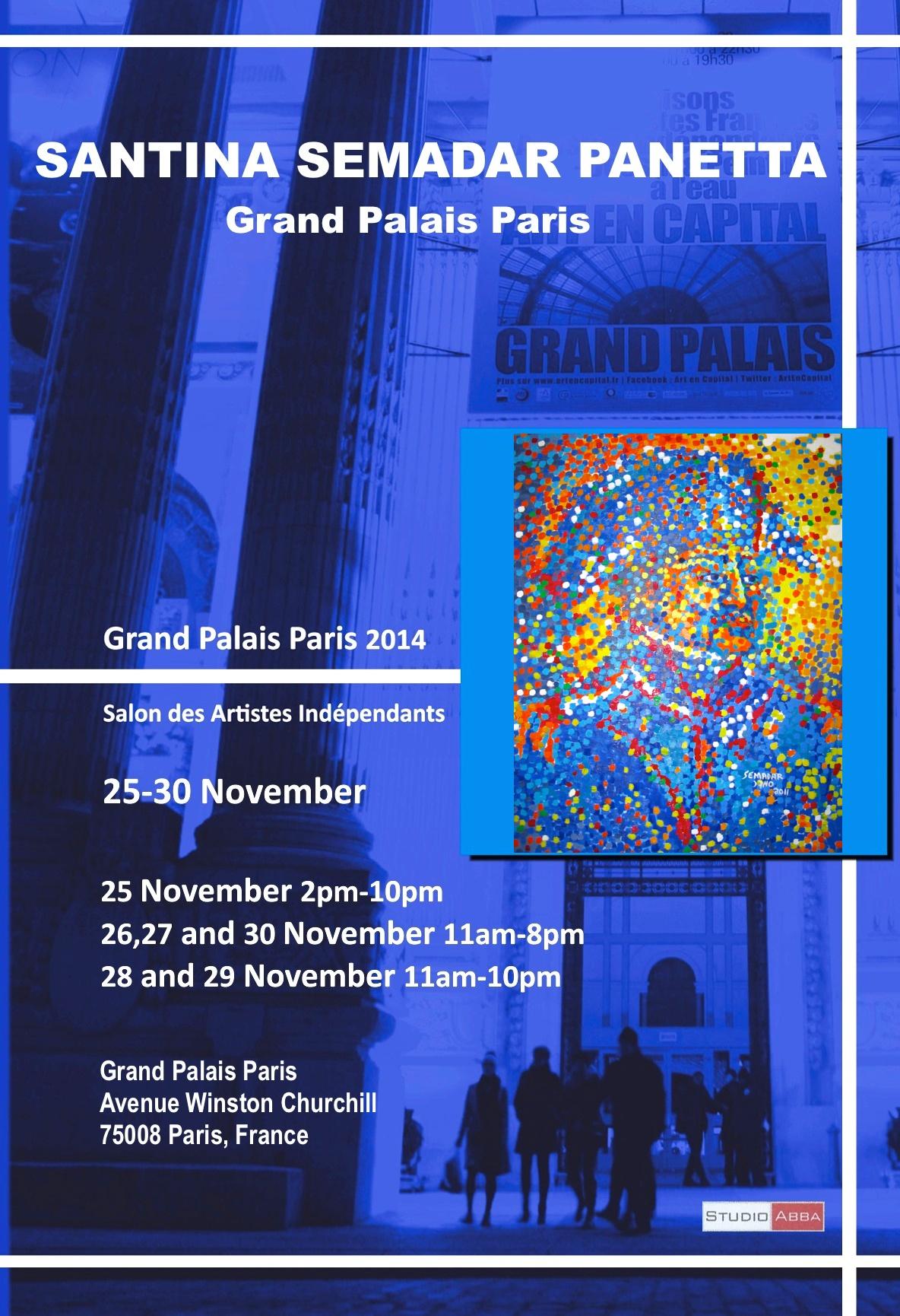 OpenArtCode Paris 2014