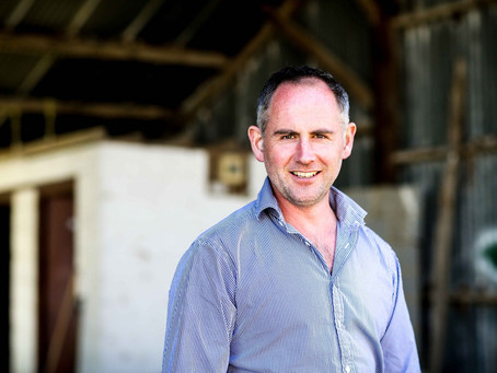 Jamie Feilden joins Purposely Podcast to share his founder story about Jamie's Farm