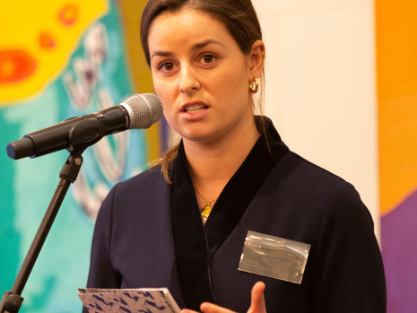 Start-up social enterprise giving people a 'Fairshot' in life, Bianca Tavella