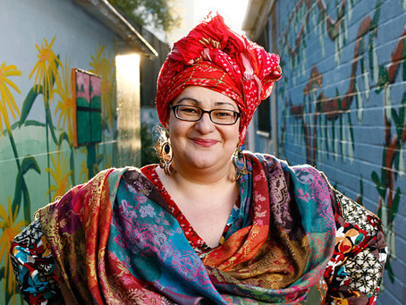 Camila Batmanghelidjh joins Purposely Podcast to share her founder story about controversial charity