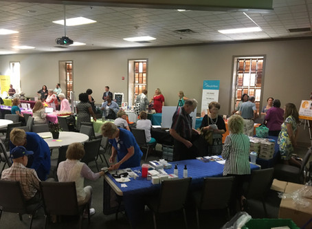 Heritage Law Group Hosted A Successful 3rd Annual Elder Care Expo Benefiting Salvus Center in Gallat