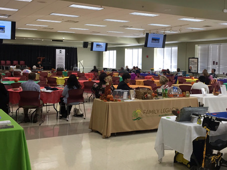 2nd Annual Elder Care Expo of Robertson County A Success