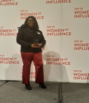 Women of Influence Award – 2019