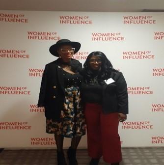 Women of Influence Award – 2019