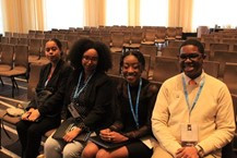 Model United Nations, New York – 2019