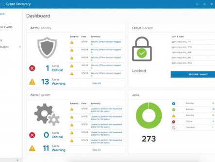 Dell EMC Cyber Recovery обеспечит последнюю линию защиты данных от кибератак