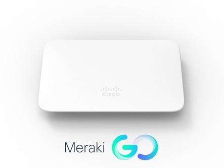 2018: Meraki Go – линейка точек доступа WiFi