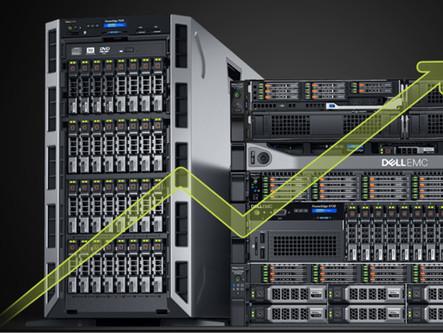 Рост рынка серверов резко ускорится в следующем году.