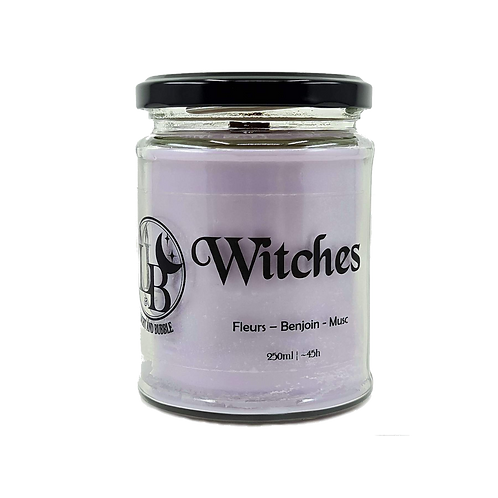 Bougie - Witches