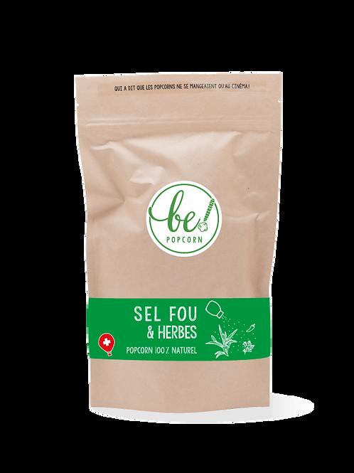 Popcorn - Sel fou & Herbes
