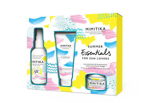 Summer Kit SPF50 (spray crème)