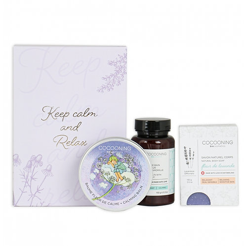 Coffret Keep calm & relax