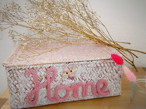 Panier « Home »