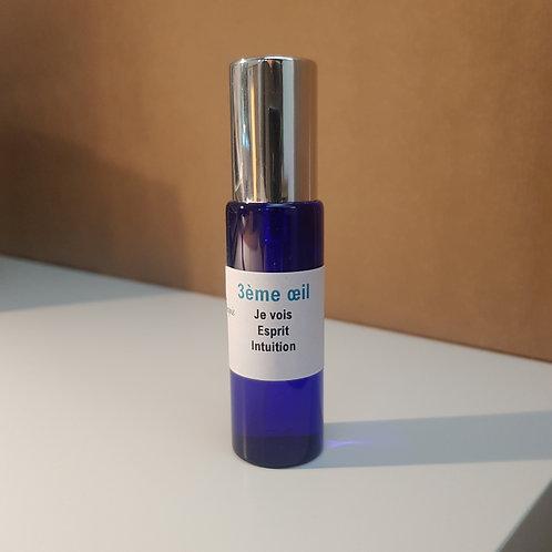 Spray aurique : 6ème Chakras 3ème, Indigo