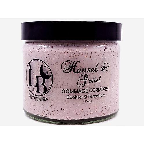 HANSEL & GRETEL - gommage corporel