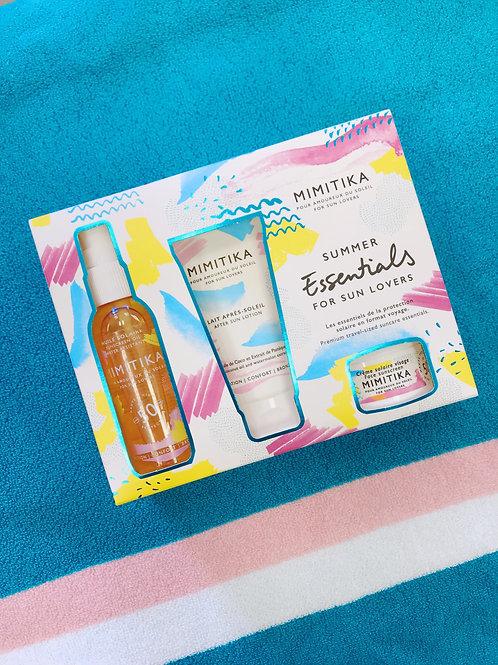 Summer Kit SPF50 (huile)