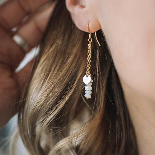 Boucles d'oreilles Jordane