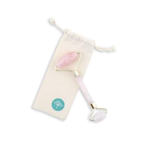 Roller Beauté Quartz rose