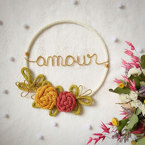 Couronne « Amour »