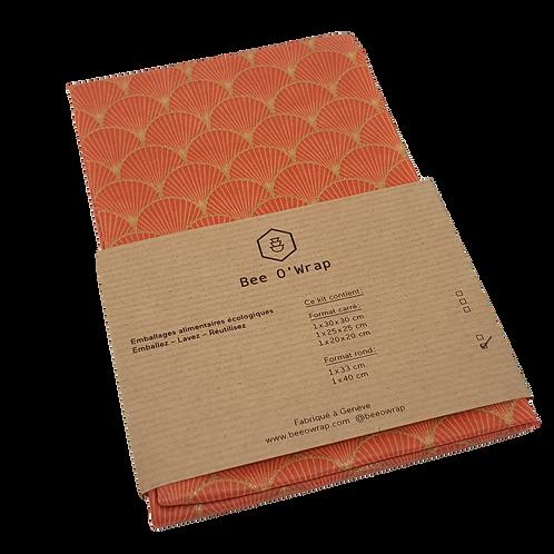Bee Wrap : Rond 40 cm