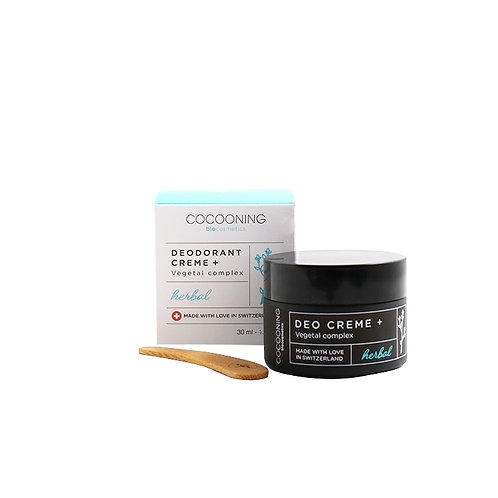 Déodorant crème + Herbal 30ml