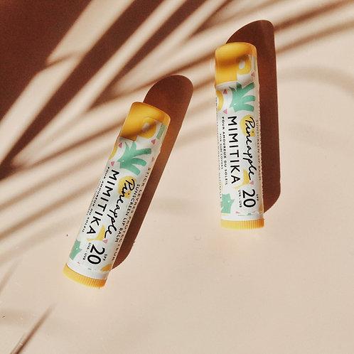 Stick à lèvres SPF20 : Ananas
