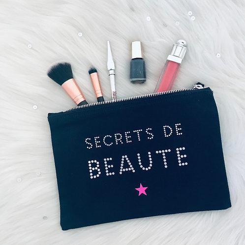Pochette - Secrets de beauté