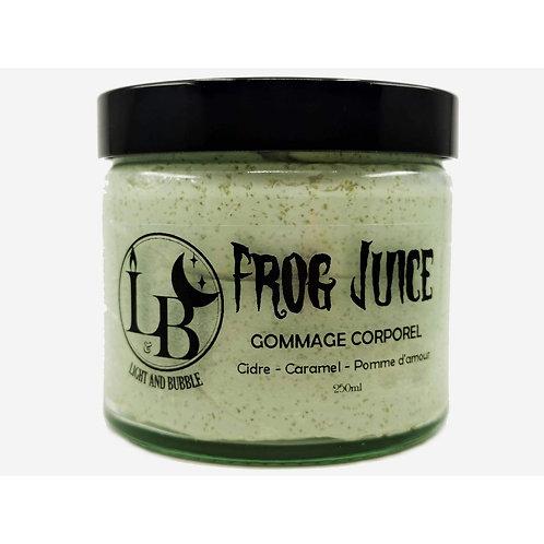 FROG JUICE - gommage corporel