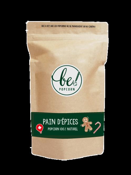 Popcorn - Pain d'épices
