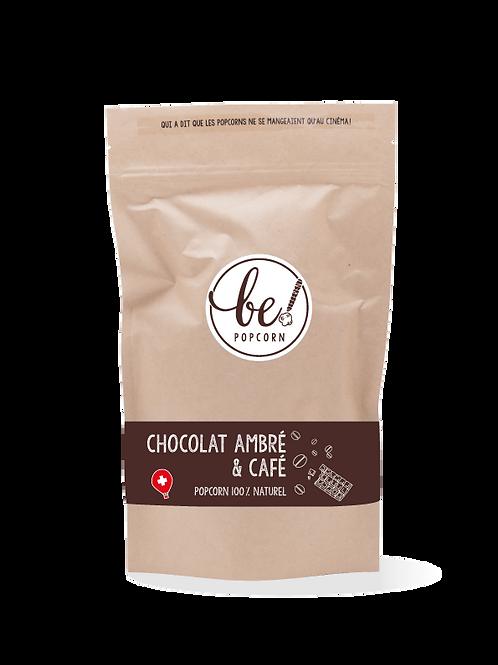 Popcorn - Chocolat ambré & Café