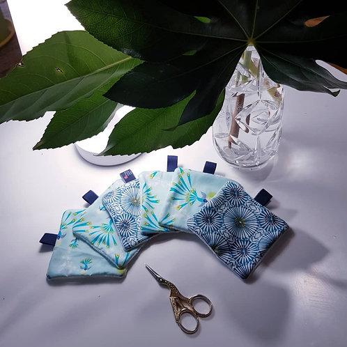 Pads démaquillants - Blue