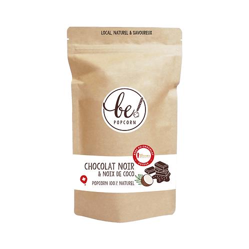 "Popcorn ""Chocolat noir Villars & noix de Coco"" - 70g"