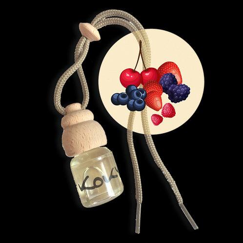 Parfum Voiture - Fruits Rouges