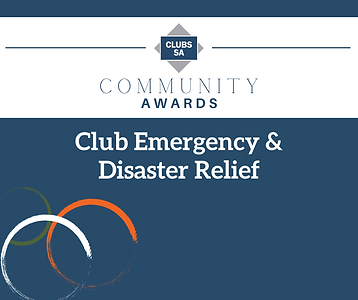Tile - Club Emergency & Disaster Relief.