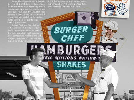Who Remembers Sunnyslope's Burger Chef?