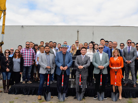 Santa Ana, CA Groundbreaking Marks Milestone for Primior on Its First Opportunity Zone Project