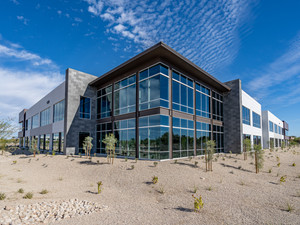 VanTrust Real Estate completes construction on 118,000 SF Chandler Corporate Center II