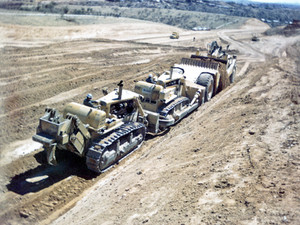 Digging Through the Archives – New Pueblo's I-19 Construction
