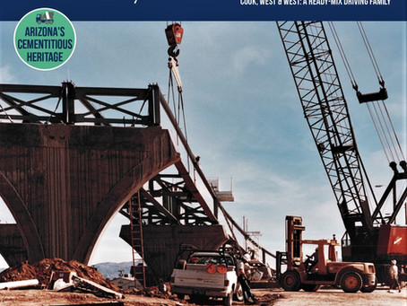 """Jul/Aug 2021 """"Cementitious"""" Issue Released by AZ Contractor & Community Magazine"""