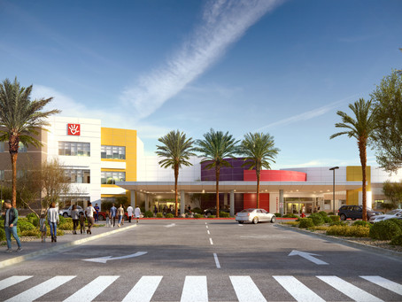 Kitchell to Expand Phoenix Children's SW Campus in Avondale
