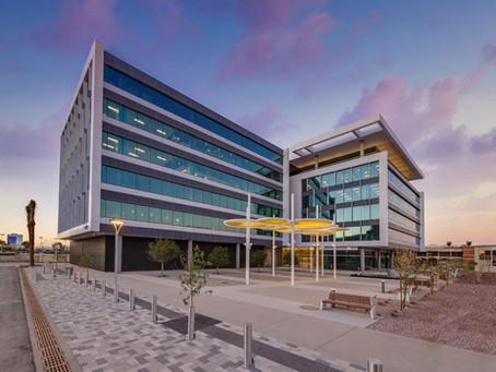 New Office Development Activates Third Phase of Arizona State University's Novus Innovation Corridor