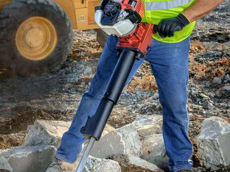 US Hammer's New Gas-Powered Jackhammer Is an Industry Changer