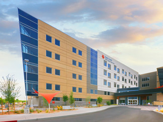 McCarthy completes construction on a new patient tower at Chandler Regional Medical Center