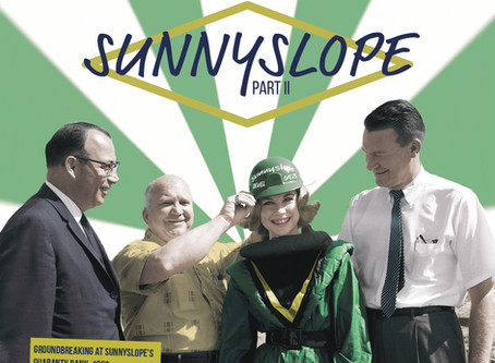 ACC Releases Second Sunnyslope Special Issue