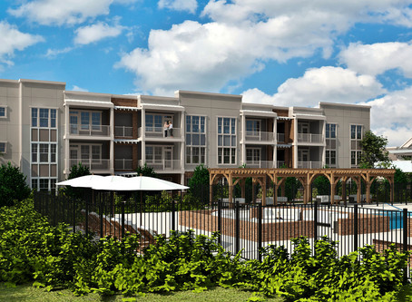 McShane Begins Construction on 20th Springs Assignment for  Continental Properties