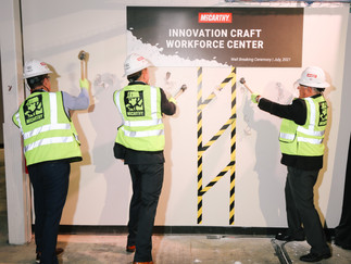 McCarthy Begins Construction of Its New Innovation and Craft Workforce Center in Chandler
