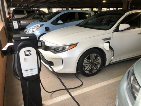 More Valley Companies Investing in Workplace Charging Thanks to SRP's Workplace EV Charging Rebate P
