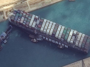 Impacts of the Suez Canal Blockage on the Construction Industry
